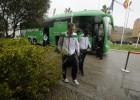 El Betis, en Jerez, con la polémica del césped de fondo