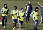 Xabi Alonso y Benzema no jugarán frente al Deportivo