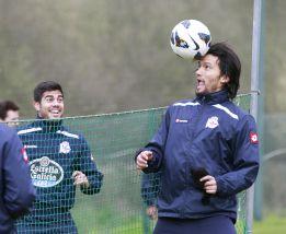 Fernando Vázquez descarta a Evaldo y cita a 19 ante el Madrid