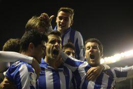 La Real gana a lo grande el último derbi en San Mamés