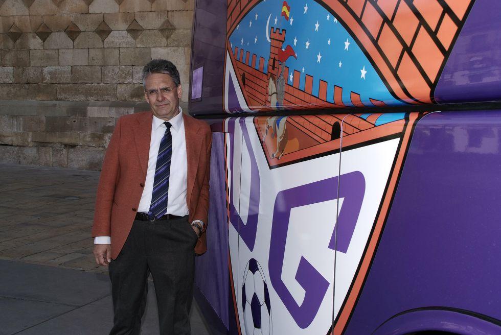 """El presidente del Guadalajara asegura estar """"fortísimo"""""""
