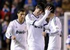 Salió Cristiano, ganó el Madrid