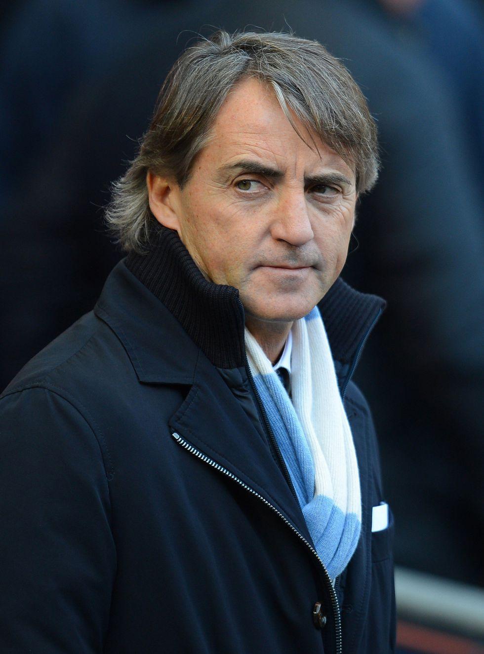 """Mancini: """"Falcao funcionaría muy bien en Inglaterra"""""""