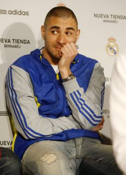 """Benzema: """"Estoy trabajando duro para ayudar al equipo"""""""