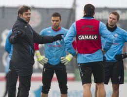 """Abel Resino: """"El partido ante el Granada, de importancia vital"""""""