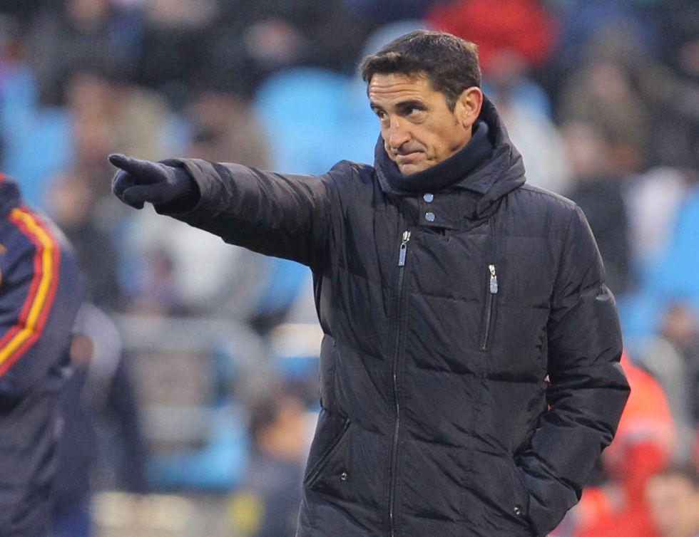 """Manolo Jiménez: """"El gol fue legal, hasta el linier lo vio"""""""