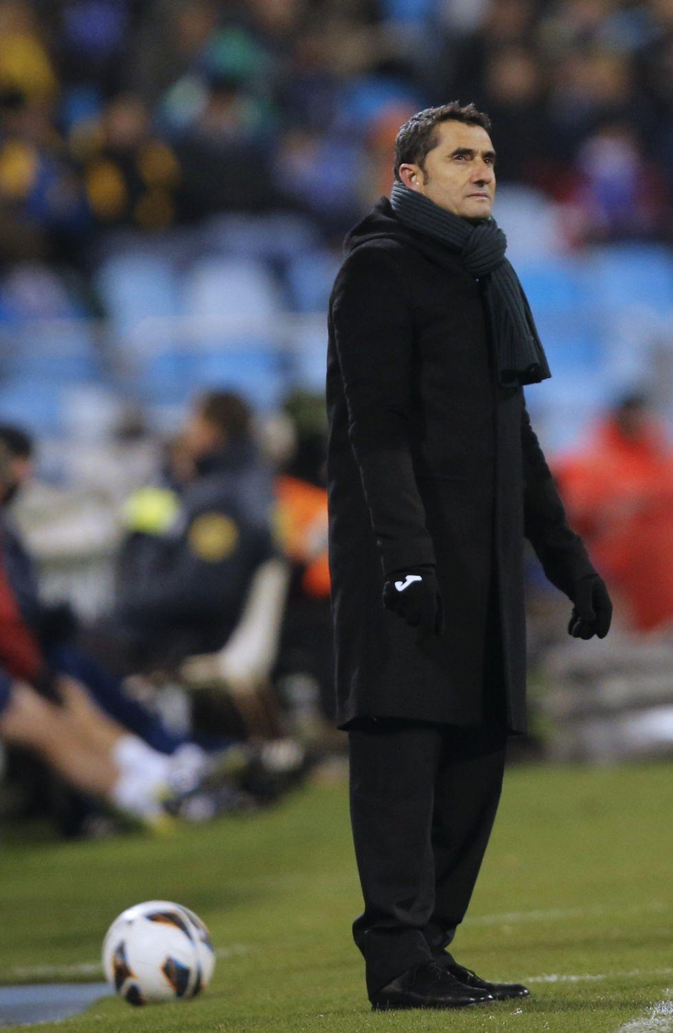 """Valverde: """"Pudimos perder, pero también pudimos ganar"""""""