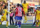 Cuéllar permite al Sporting asaltar Santo Domingo