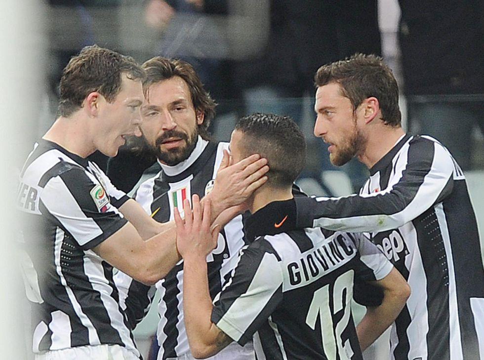 El Juventus no afloja el paso