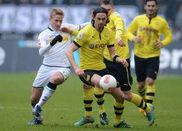 El Borussia cede otro empate