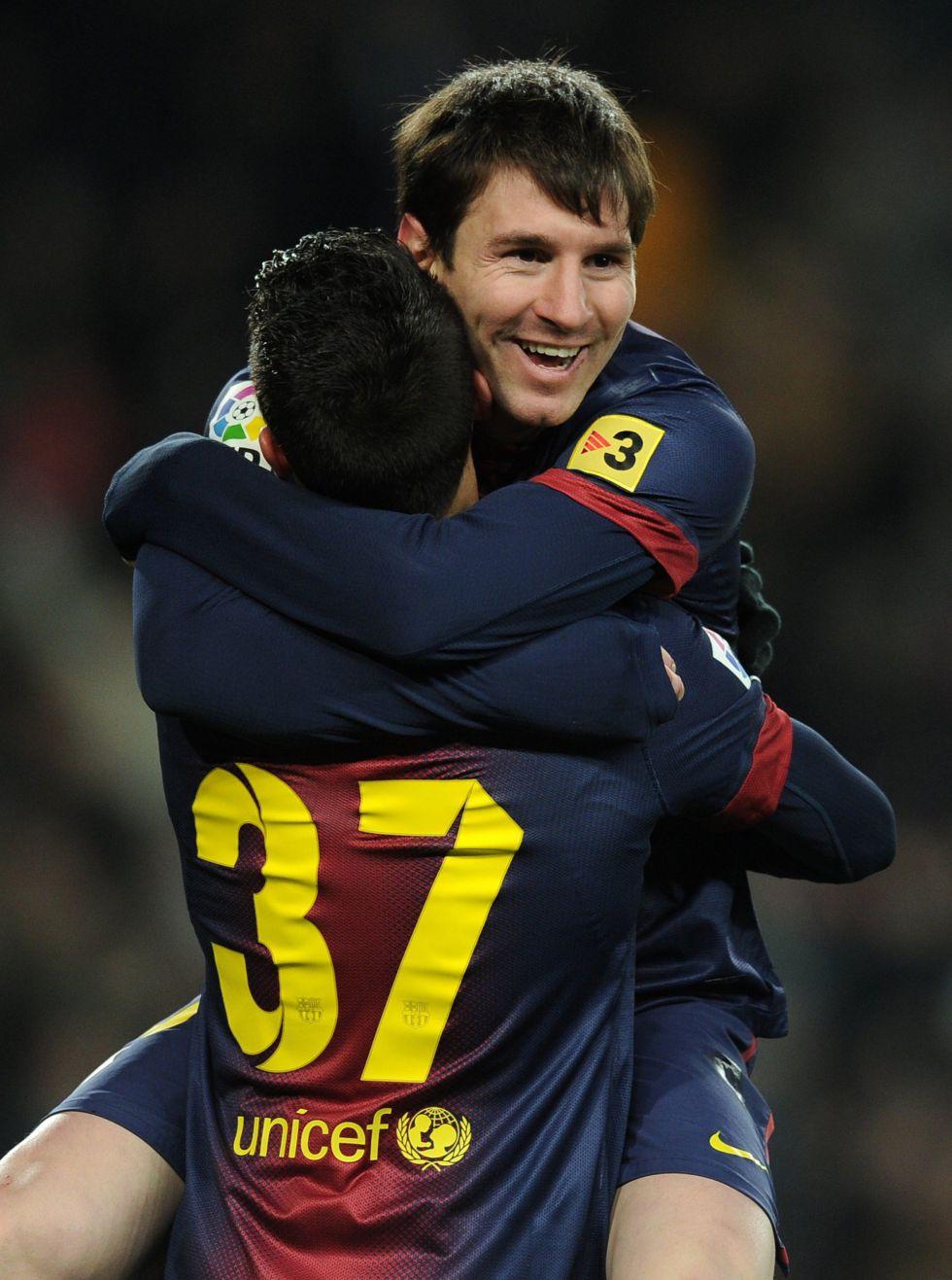 Tello despierta al Barça