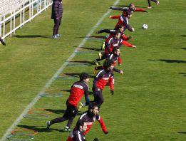 Simeone aparca la Copa
