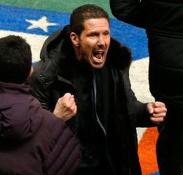 """Simeone: """"Destaco la alegría de respuesta que hemos tenido"""""""