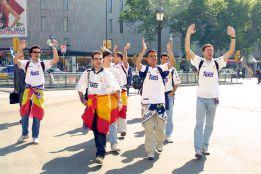 El AVE llevará a la afición madridista a Barcelona