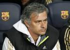 Mou: 'El Barça dio lecciones de simular, de no rodear al árbitro'