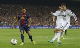 Apercibidos: Cristiano, Carvalho, Xabi, Alves, Mascherano y Cesc