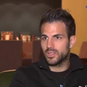 "Cesc: ""Barcelona have the top three players in the world"""