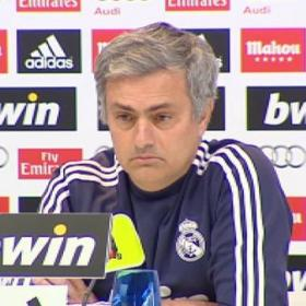 "Mou: ""In the past Barça gave us lessons about sportsmanship"""