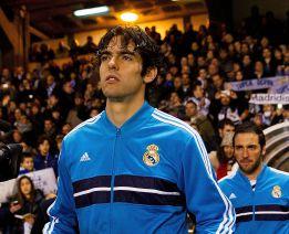 Kaká toca techo y confía en ser titular ante el Barcelona
