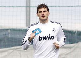 Toda la plantilla viaja hoy a Barcelona, incluido Casillas