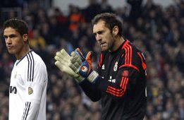 Diego López ya se impuso al Barcelona en el Camp Nou