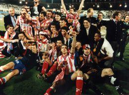 El Atlético de Madrid busca su 19ª final en su partido 495