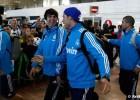 El Madrid llegó a Barcelona sin Marcelo y Albiol