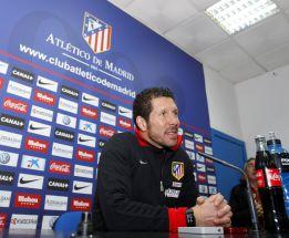 """Simeone: """"Estamos aburridos de ver al Madrid y al Barcelona"""""""