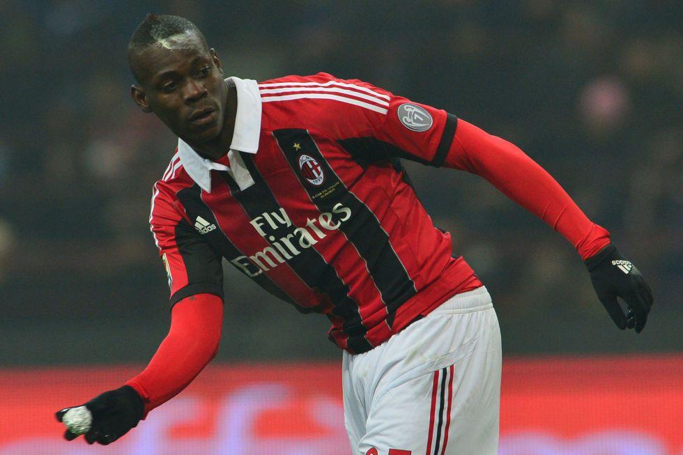 La Serie A multa al Inter por racismo contra Balotelli