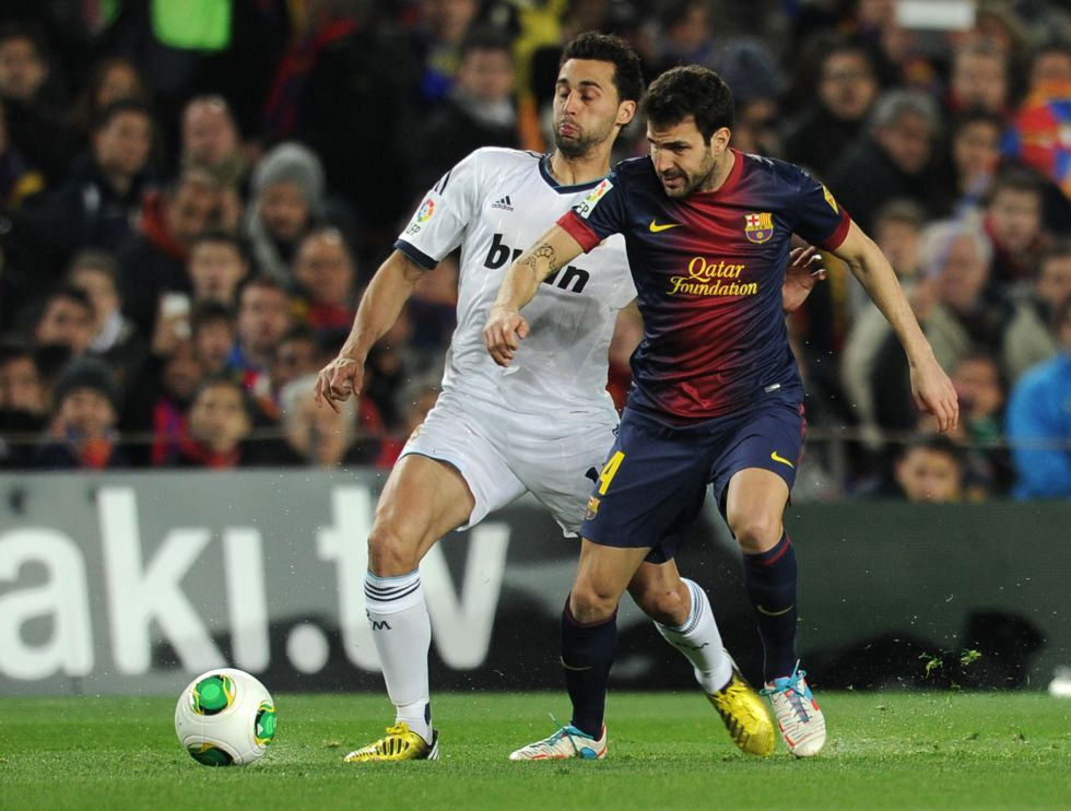 El Madrid desmonta al Barça