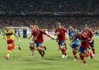 Navarra invita a jugar a La Roja