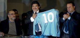 """Maradona: """"Messi es bueno, pero yo creo que he sido el mejor"""""""