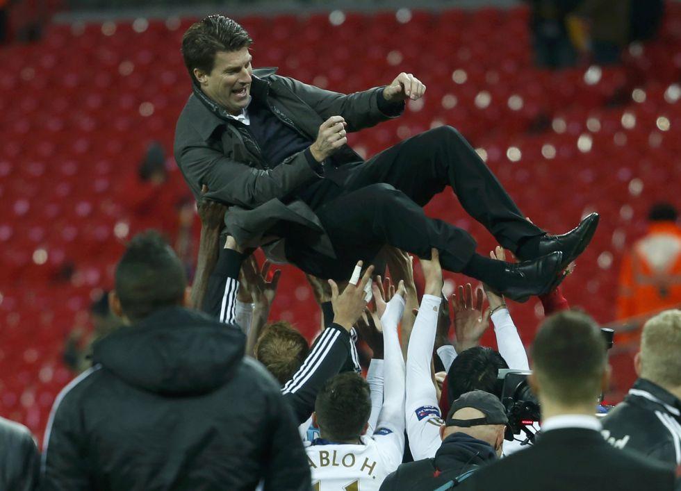 El presidente del Swansea confía en la continuidad de Laudrup