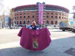 """""""Los del Real Madrid somos torazo en rodeo ajeno"""""""