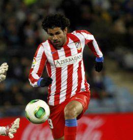 Álvaro Negredo y Diego Costa se retan como goleadores