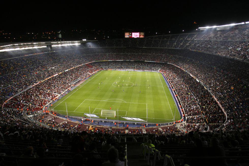 El Madrid pedirá a la Federación jugar la final en el Camp Nou