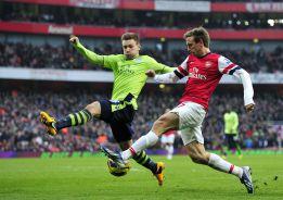 """Wenger: """"Monreal será una potente amenaza en el ataque"""""""