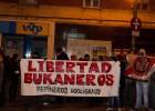 Los Bukaneros piden la puesta en libertad de los 13 detenidos