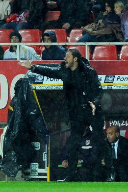 "Simeone: ""Hablar del Madrid sería faltar al respeto al Sevilla"""