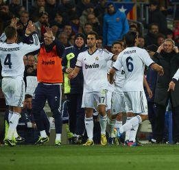 El Real Madrid se ha cargado de fe para el partido de Manchester