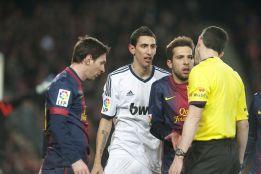 """Jordi Alba: """"Si marco en el Bernabéu me volvería loco"""""""