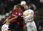 El Eintracht se estrella y se aleja de la tercera posición