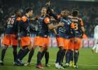 El Montpellier gana al Rennes y está a dos puntos del tercero