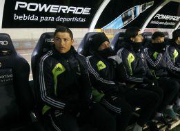 Cristiano Ronaldo será suplente en el Clásico de mañana sábado
