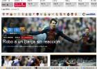 La Prensa catalana habla de