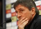 """Jordi Roura: """"El equipo dio la cara. Está perfectamente vivo"""""""