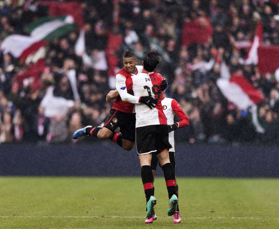 El Feyenoord se consolida como aspirante al ganar al Nimega
