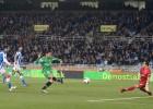Espectacular empate entre la Real Sociedad y el Betis