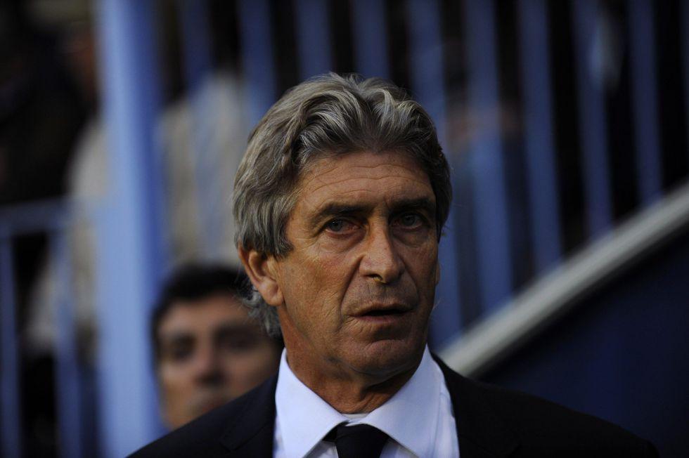 """Pellegrini: """"El empate es lo justo que sucedió en el campo"""""""