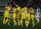 El Villarreal se exhibe ante un Córdoba que pierde gas